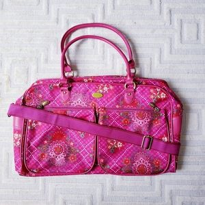 Oilily Large Baby Diaper Bag Tote